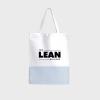 Lean Builder Shopping Bag
