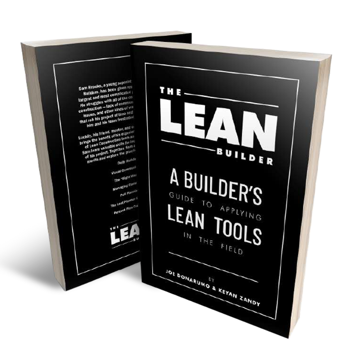 Learn Lean Construction Principles with The Lean Builder