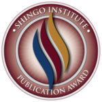 Shingo Institute Publication Award
