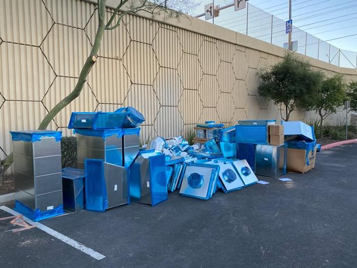 Jobsite Inventory Waste