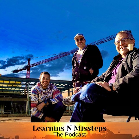 Learnins N Missteps Podcast Review